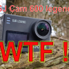 SJCam SJ600 Legend the my experience